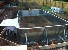 Installing Your Own Inground Swimming Pool Infobarrel