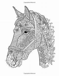 Ausmalbilder Pferde Schwer Coloriage Zen Coloriage Zen Coloriage Cheval Et Coloriage
