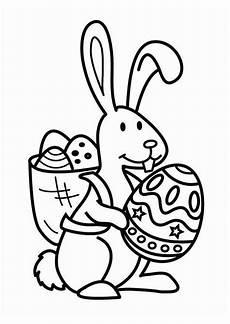 Malvorlagen Osterhase Comic Malvorlage Osterhase Ausmalbild 26459