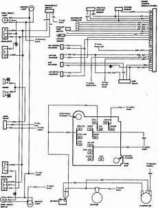87 s10 alternator wiring diagram 85 chevy truck wiring diagram chevrolet truck v8 1981 1987 electrical wiring diagram chevy