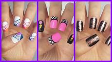 easy nail art for beginners 15 jennyclairefox youtube