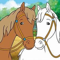 Ausmalbilder Bibi Und Tina Mit Pferde Ausmalbilder Bibi Und Tina Pferde