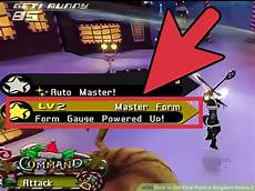 how to get final form in kingdom hearts 2 9 steps with pictures