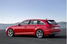 2016 Audi A4 Avant B9 Photos And Details
