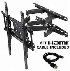 Bracket Tv Led Lcd 32 55 Inch motion tv wall mount lcd led articulating bracket 32