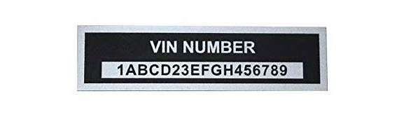 How Many Numbers Are In A VIN Free VW Lookup And Decoder