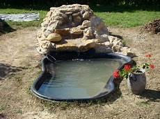 Rocaille Cascade Images Jardin