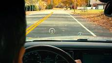 heads up display mercedes technology up display