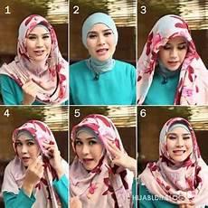Foto Cara Memakai Jilbab Gaya Pashmina Untuk Anak Remaja