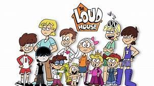289 The Loud House Nickelodeon Spoof Pixar Lamp Luxo Logo