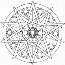 Vorlagen Mandala - mandala coloring pages coloringpagesabc