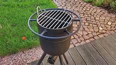 Grill Selber Bauen Einfach - 2 in 1 feuertonne und grill selber bauen diy