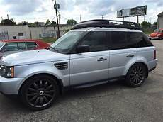 Land Rover Range Rover Sport Expedition Rack 550 Land