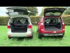 Im Vergleich Vw Touran Chevrolet Orlando Motor Mobil