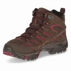 merrell s moab 2 waterproof mid hiking boots