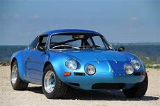 1971 renault alpine a110 berlinette is listed for sale on