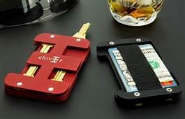 Clover Lightweight Aluminium Wallet And Key Carry Video