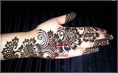 35 Gambar Henna India Sederhana Dan Ala