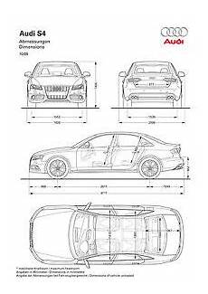 audi s4 dimensions drawing car dealer poster print picture ebay
