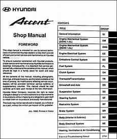 free service manuals online 1995 hyundai accent transmission control 2001 hyundai accent repair manual free abivdown