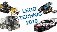 New Sets Lego Technic Sets 2019