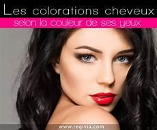 Coloration Quelle Couleur De Cheveux Choisir En Fonction