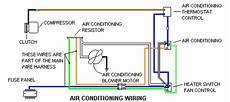 car aircon wiring diagram mattsoldcars com technical information