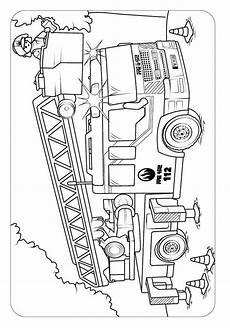 Ausmalbilder Feuerwehr Drucken Ausmalbilder Feuerwehr 33 Ausmalbilder Kinder
