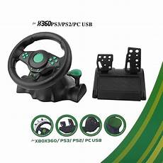 racing steering wheel for xbox 360 ps2 for ps3