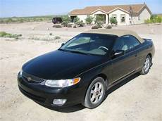 buy car manuals 2002 toyota solara interior lighting sell used 2000 toyota solara sle convertible v6 automatic in united states for us 5 999 00