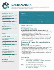 creative marketing resume templates best resume exles