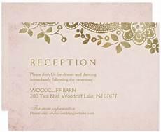 wedding reception card templates 14 wedding reception card designs templates psd ai