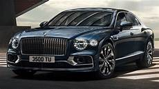 2020 bentley flying spur super sedan introduce youtube