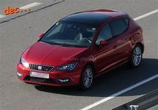 2016 Seat Facelift Completely Revealed Has Almost No