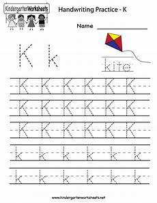 free printable letter a worksheets for pre k 23710 kindergarten letter k writing practice worksheet printable writing practice worksheets