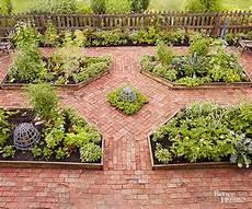 Kitchen Garden Plan by Kitchen Garden Plan Better Homes Gardens