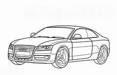 Auto Malvorlagen Zum Ausdrucken Kostenlos Ausmalbilder Audi 462 Malvorlage Autos Ausmalbilder