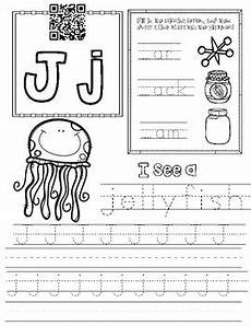 worksheets for letter j in preschool 23607 letter j worksheet by miss g s resources teachers pay teachers