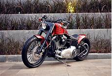 Modifikasi Harley Davidson modifikasi motor harley davidson softail fatboy lo terbaru