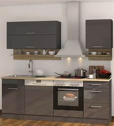 Küchenblock Mit Elektrogeräten - k 252 chenzeile mit elektroger 228 ten einbauk 252 che k 252 chenblock mit