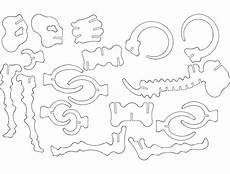 tdm 3d puzzle dxf file free download 3axis co