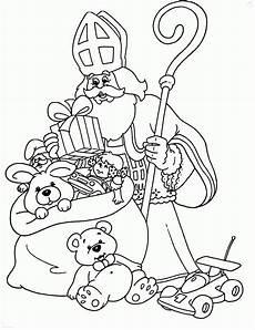 Kostenlose Malvorlagen Nikolaus Bischof Nikolaus Ausmalbilder Malvorlagentv