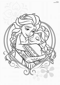 Ausmalbilder Und Elsa Kostenlos Imagenes De Frozen Para Colorear Elegante 38 Elsa Frozen