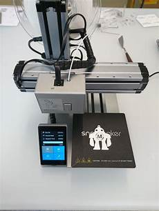 review the snapmaker 3 in 1 3d printer laser engraver