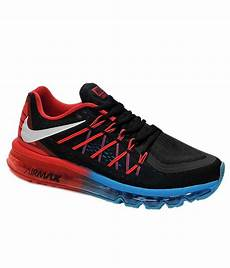 nike air max 2015 black running shoes price in india buy