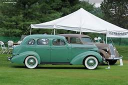 1937 Studebaker Dictator At The Glenmoor Gathering Of