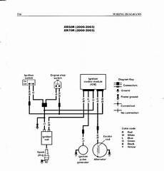 honda crf230f wiring diagram xr50 wiring help xr crf 50 70 110 thumpertalk