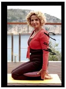 Michaela May Foto Original Signiert Bc 141007 Ebay