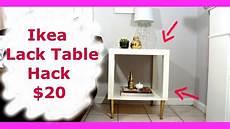 Ikea Lack Tisch Diy - ikea lack table hack new diy series