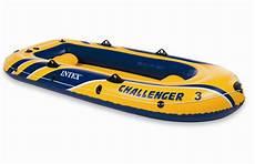 intex schlauchboot set challenger 3 68370